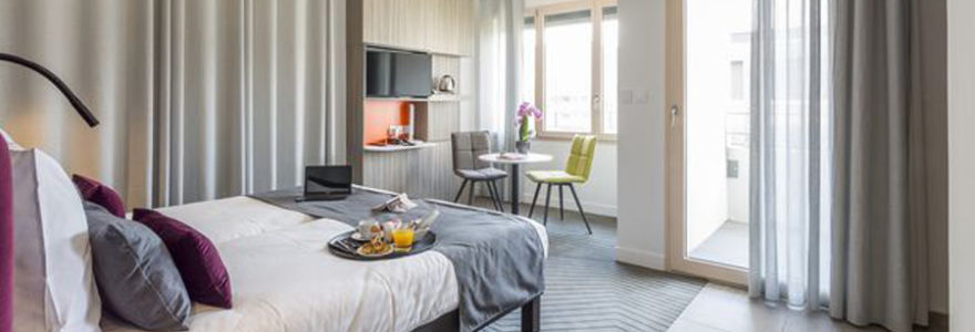 appartement hôtels